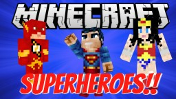 Minecraft Superheroes Unlimited Mod Review Minecraft Blog Post
