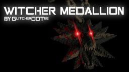 Witcher Medallion - GlitcherDOTbe Minecraft Project