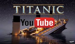 Youtuber Titanic- Adventure map Minecraft Project
