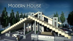 Modern House | by _pascaL_ Minecraft