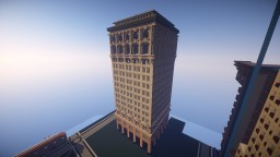 Continental Building, Braly Block (Los Angeles, USA) Minecraft Map & Project