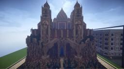 Arab Shrine Minecraft Map & Project