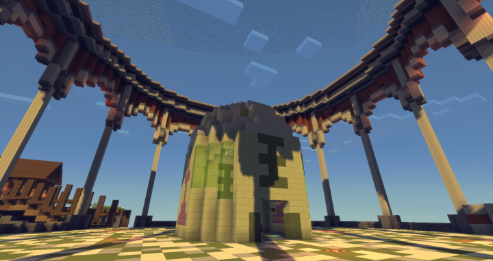 Faction Spawn - Free Download - Spawn Minecraft Project
