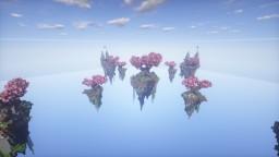 Les Cerisiers du Ciel Minecraft Project