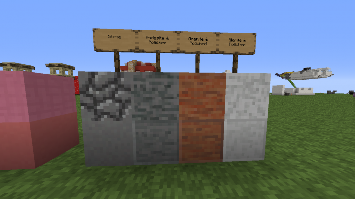 Closer look at stone variants