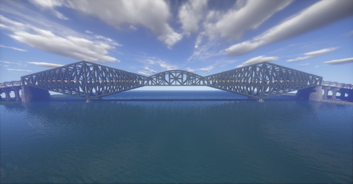 Pont du Qubec Quebec Bridge