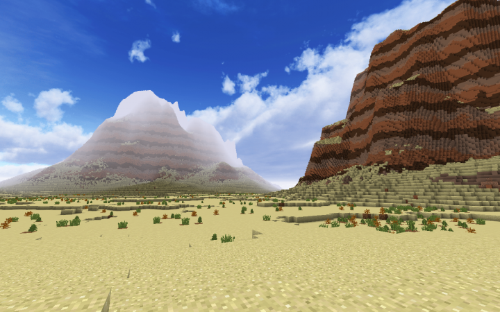 More Terrain