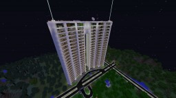 Park Towers Minecraft Map & Project