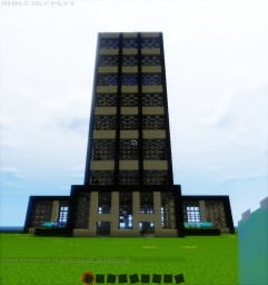 Ano Tower Minecraft Map & Project