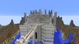 A Fortress Minecraft Map & Project