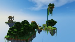 Land Of Skies Minecraft Project