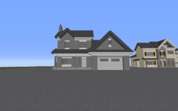 2 Story House #2 Minecraft Project