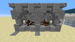 Tilable redstone stables
