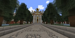 Romecraft Version XVI (16) (GERMANIA) - [32x][MC 1.10 and 1.8] Minecraft