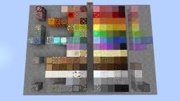 Block Color Chart [MC Version 1.10.2] Minecraft Map & Project