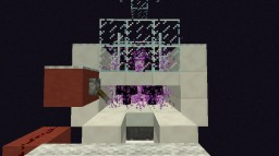 Best EndermanFarm 1.8/1.9/1.10/1.11 Minecraft Map & Project