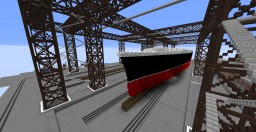 Hull 586 Minecraft Map & Project