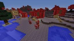 Mushroom Village Minecraft Map & Project