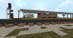 Telarah Station, NSW, Australia Minecraft