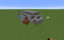 Federation Runabout, Mississippi Minecraft Map & Project