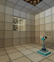 Portal: CRAFT (1.2.5) (PORTAL GUN MOD NEEDED!) (UNFINISHED) Minecraft Map & Project