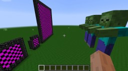 Portals VS Giants Minecraft Project