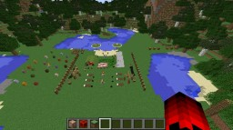 Minecraft With Vanilla Mods [TheRedEngineer Commands] Minecraft Map & Project