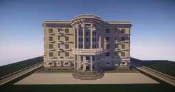 The Continental Hotel (Ulaanbaatar, Mongolia) Minecraft Map & Project