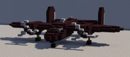 B25 Bomber Minecraft Map & Project