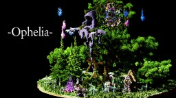 -Ophelia-  In The Trees Solo Build Contest Minecraft Project