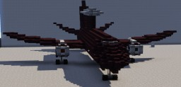 Boeing 737 AEW&C Minecraft Map & Project