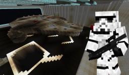 Star Wars Battlefront II Deathstar Minecraft Map & Project
