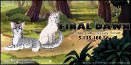 FinalDawn Warrior Cats RP Minecraft