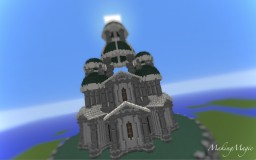 The Palace of the Gods Minecraft Project