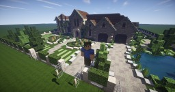 Mansion Minecraft Project