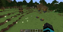 Distance Chests Minecraft Map & Project