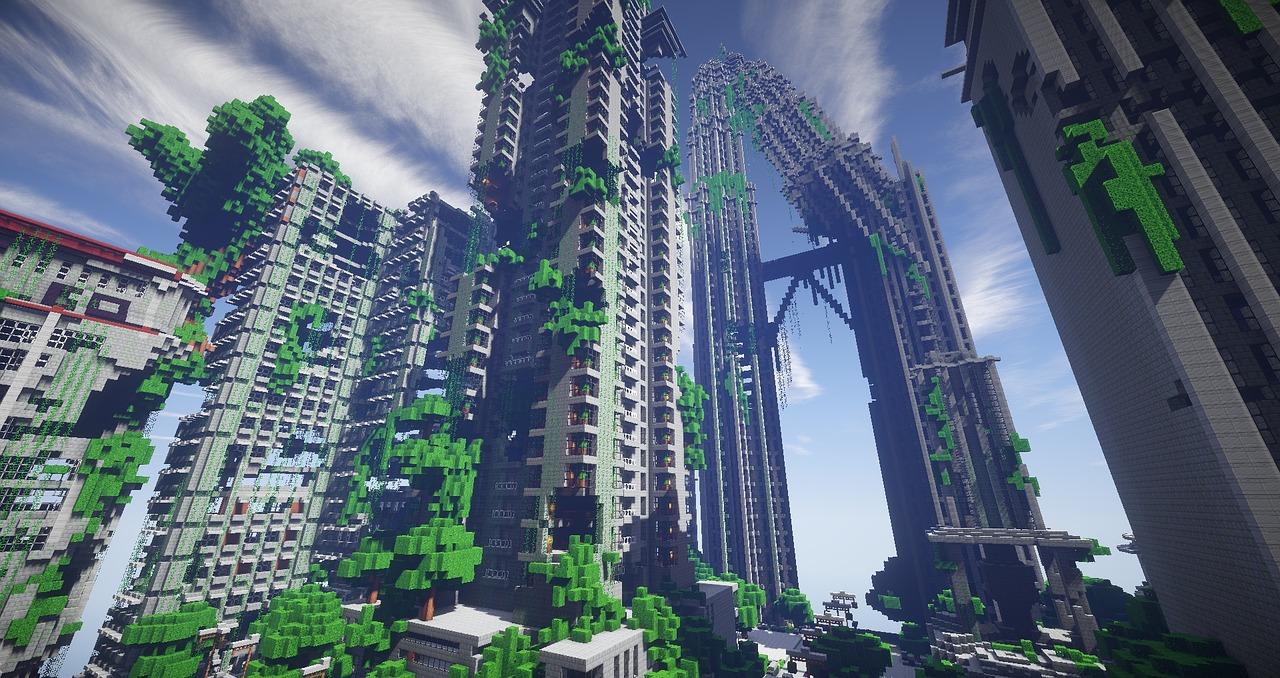 Tutorial craft minecraft server - Minecraft hochhaus ...