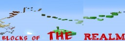 Blocks of the Realm (Parkour) Minecraft Project