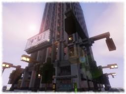 Modern Building 2 Minecraft Project