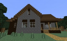 Woodland Cottage Minecraft Map & Project