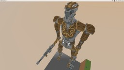 Steampunk Mecha Minecraft