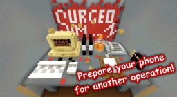 SURGEON SIMULATOR IN MINECRAFT for POCKET EDITION [For versions 0.13.0+] Redstone minigame Minecraft Map & Project