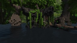 The Swamp Black Market2.0~ Minecraft Map & Project