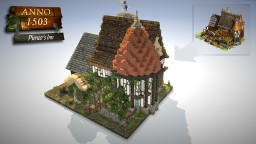 Anno 1503 - Pioneer's Inn Minecraft Map & Project
