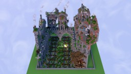 Othan - 50x50 19th century Industrial city By D-fantome Minecraft Map & Project