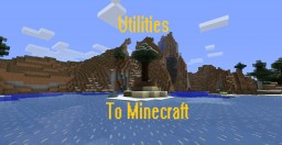 Utilities To Minecraft Minecraft Project