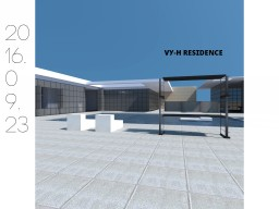 VY-H Residence Minecraft Map & Project