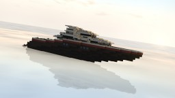 Superyacht - Dreamcruiser Minecraft Map & Project