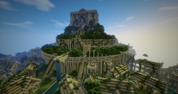 """Ruins"" Minecraft Map & Project"