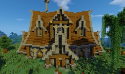 Medieval House Minecraft
